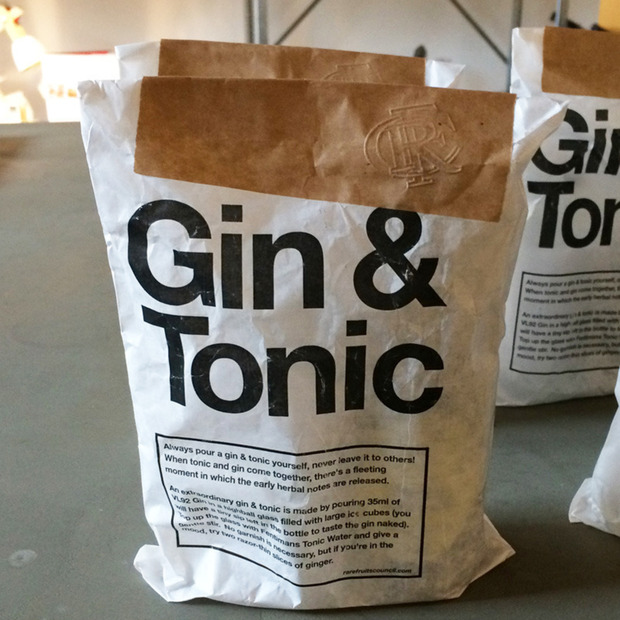 VL92 Gin & Tonic Emergency Kit: A vibrant Dutch tipple conveniently and handsomely packaged