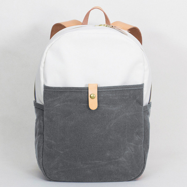 Winter Session's Two-Tone Day Pack