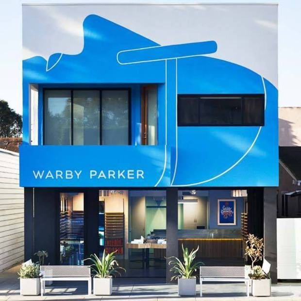 Warby Parker, Venice: The eyewear company's first freestanding West Coast store opens in Los Angeles' famed beachfront neighborhood