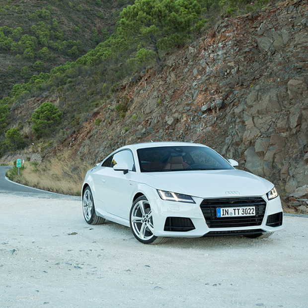Driving the Design of the 2016 Audi TT : Rethinking an icon has both challenges and opportunities