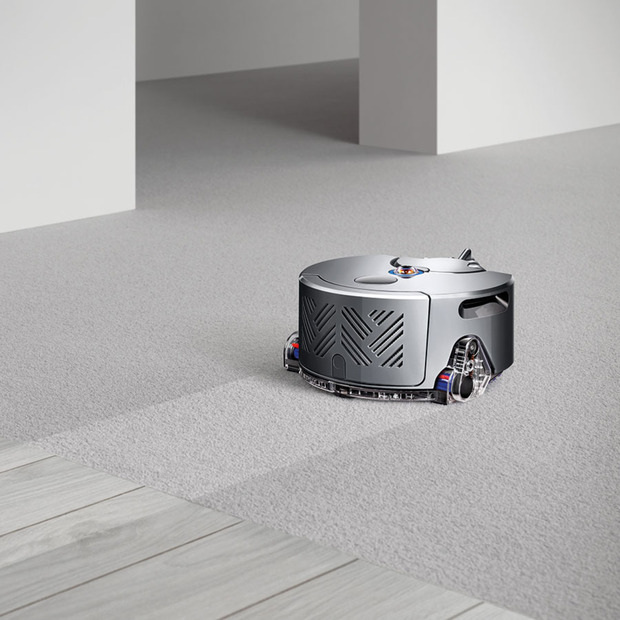 Dyson's First Ever Robot Vacuum Cleaner