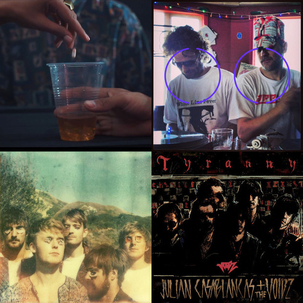 ListenUp: Experimental Julian Casablancas, Rub 'N' Tug, Joey Anderson, a #PrivateJam from MICK and more in the music we Tweeted this week