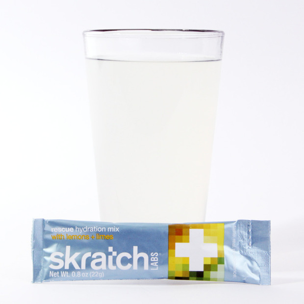 Skratch Labs Rescue Hydration Mix: A palatable, all-natural, travel-friendly combatant to dehydration