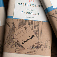 Chocolate Skateboards + DQM + Mast Brothers