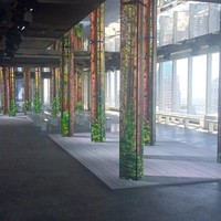 Scene, by All: Set Design at NYFW S/S15