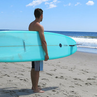 Retro Longboard from Modern Surfboards