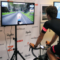 Indoor Cycling meets Entertainment with Zwift