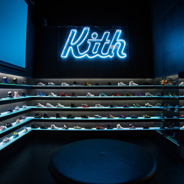 Kith's Snarkitecture Co-Designed Space