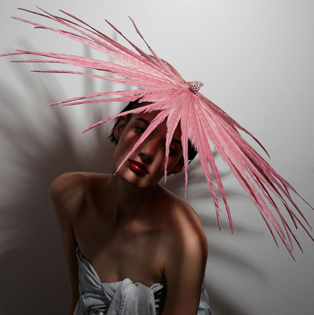 Playful Headpieces from Benoit Missolin