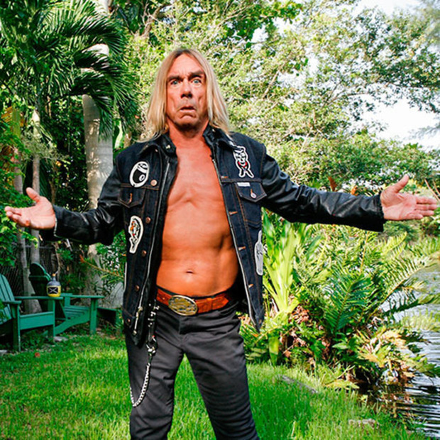 Interview: Iggy Pop