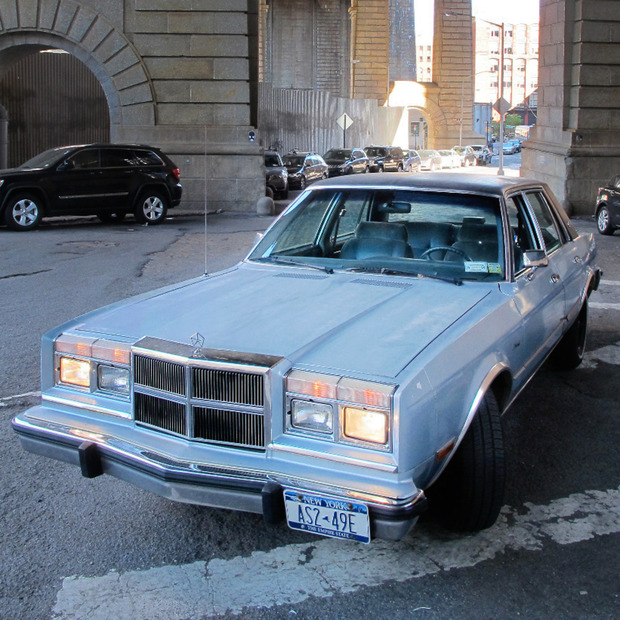Song of the Car: 1988 Dodge Diplomat