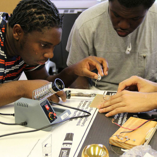 The Possible Project: A Makerspace for Teen Entrepreneurs