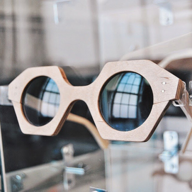 Termite Eyewear: Made in Britain, these sunglasses are eco- and design-friendly