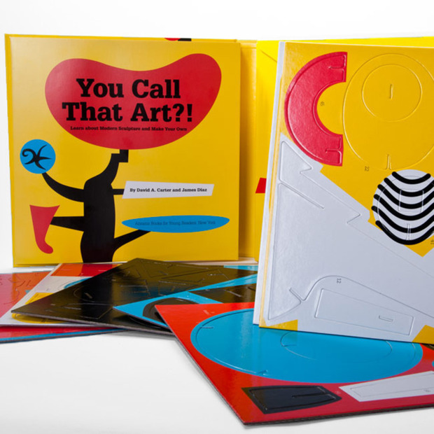 You Call That Art?! Pop-up Book