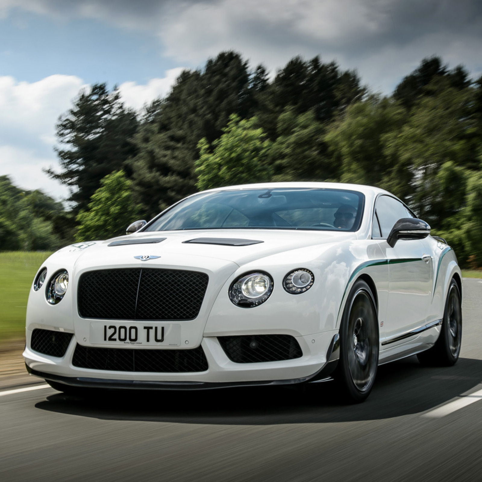 Test Drive: 2015 Bentley GT3-R