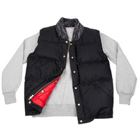 Archival Clothing + Crescent Down Works Vest