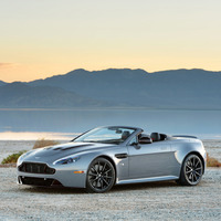 Test Drive: 2015 Aston Martin V12 Vantage S Roadster