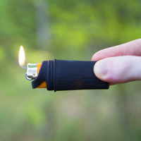 FireSLEEVE Waterproof Lighter