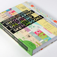 Infographic Designers' Sketchbooks