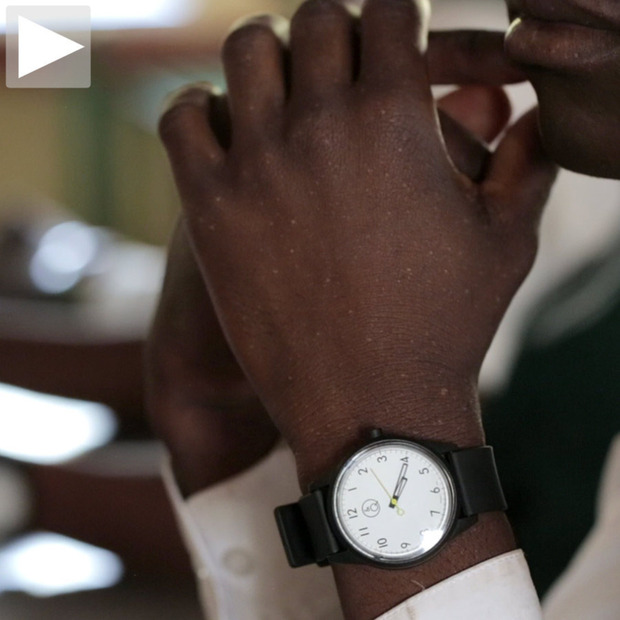 Cool Hunting Video: Q&Q SmileSolar Watches on CH Edition Zambia 2014