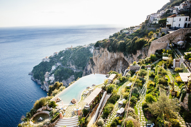 Monastero Santa Rosa Hotel and Spa on the Amalfi Coast