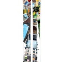 Line's Eric Pollard and Blend Skis