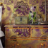 Bryonie Porter Wallpapered Furniture