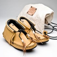 Ken Diamond Moccasins and Leather Goods