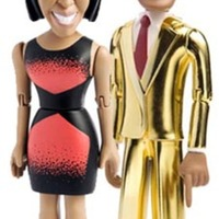 The Michelle Obama Action Figure