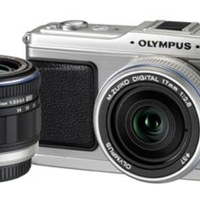 "Olympus EP-1 ""PEN"" Camera: Hands-On Review"