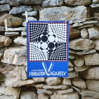 Vasarely Foundation Poster
