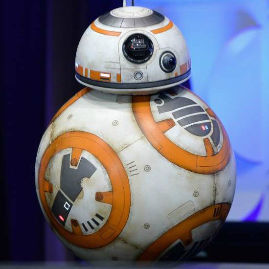 How Star Wars' BB-8 Droid Works