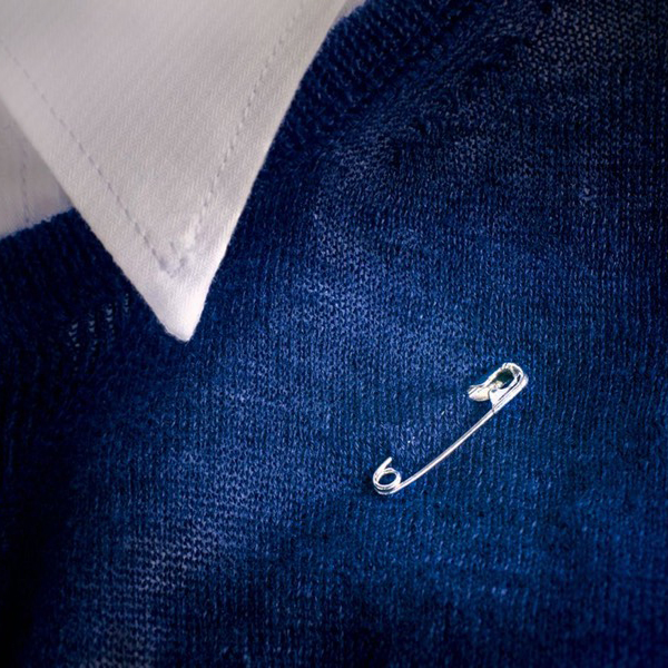 Origins of Safety Pin Solidarity