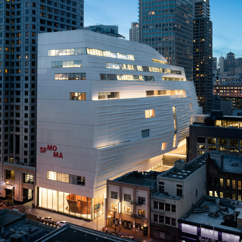 sfmoma is set to reopen after three years of renovation cool hunting. Black Bedroom Furniture Sets. Home Design Ideas