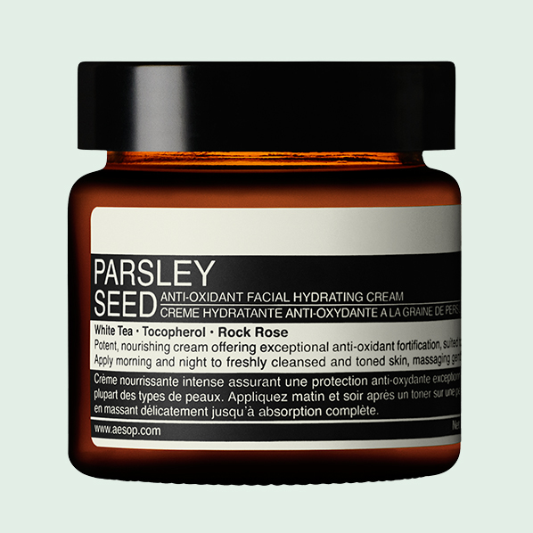 Parsley Seed Anti Oxidant Facial Hydrating Cream Cool