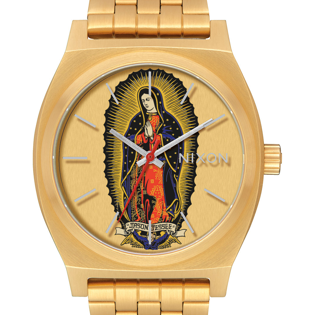 Our Lady Of Guadalupe Time Teller Cool Hunting