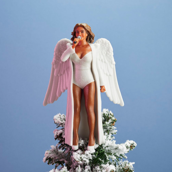 Women To Look Up To Christmas Tree Toppers