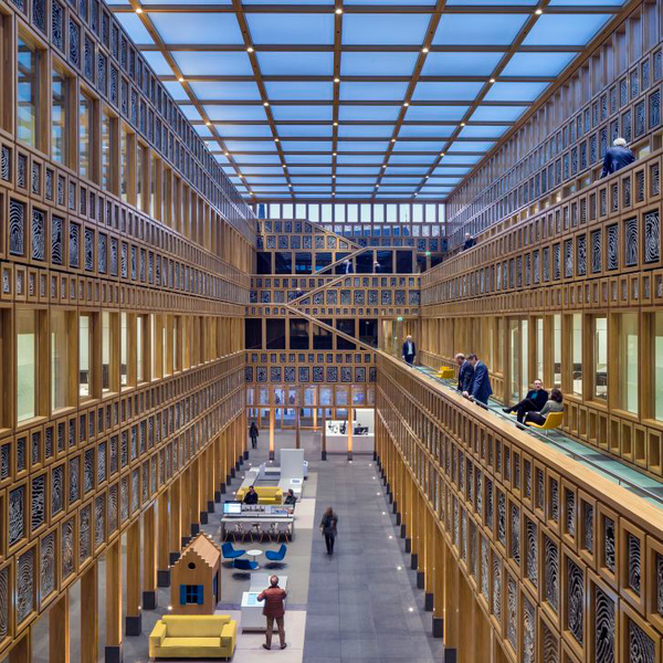 RIBA International List of Worlds Best New Buildings 2018