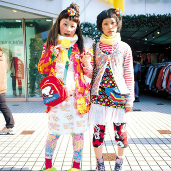 The Death of Fashion in Harajuku