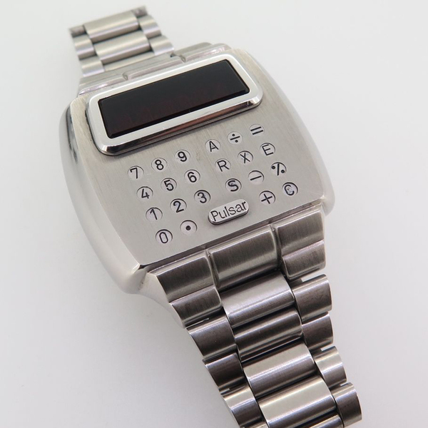 From '70s Digital Watches to Today's Wearable Tech