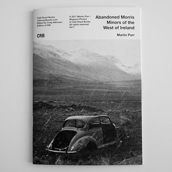 Martin Parr's Photo Book of Beat Up Cars