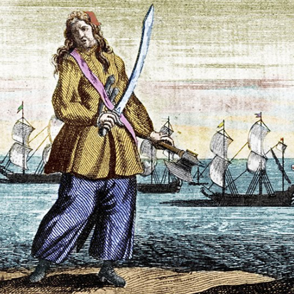 The Forgotten History of Women Pirates