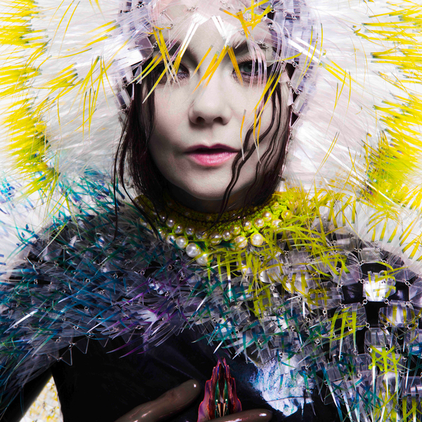 Björk is Publishing a Book of Sheet Music
