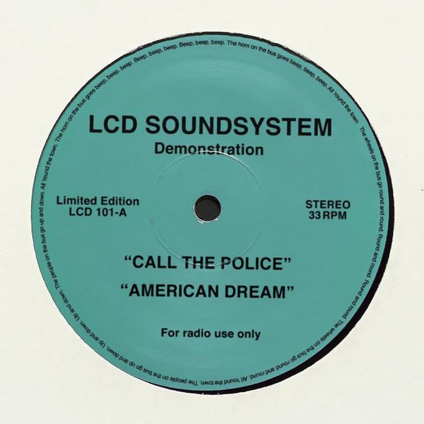 LCD Soundsystem: Call the Police