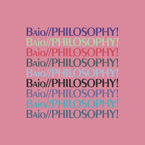 Baio: PHILOSOPHY!