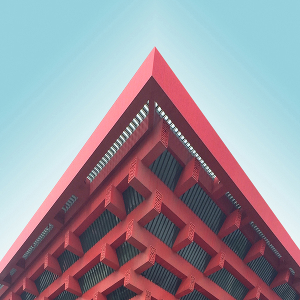 Kris Provoost Captures China's Architectural Icons
