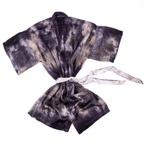 Bush-Dyed Robe