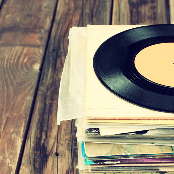 50,000 Vinyl Records Digitized for the Internet Archive