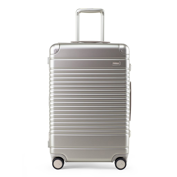 The Check-In Suitcase