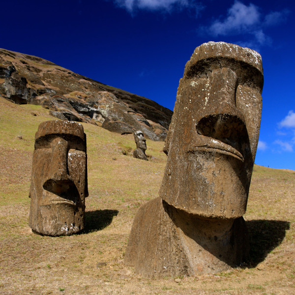 The Erosion of Easter Island